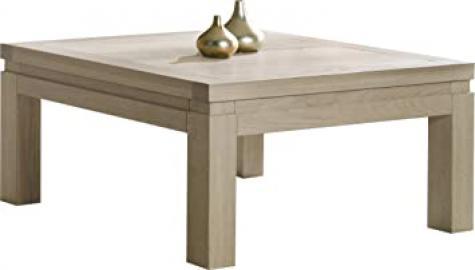 Square Coffee Table Grey Oak