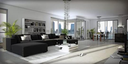 Design Living room set Giovanni