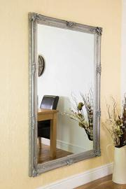 Abbey Silver 170 x 109 Mirror