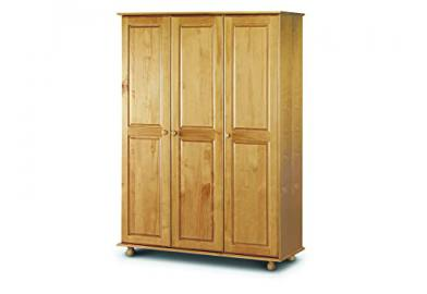 Julian Bowen Pickwick 3 Door Fitted Wardrobe