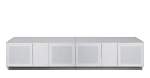 Alphason Element Modular XL TV Stand (2500mm) (White)