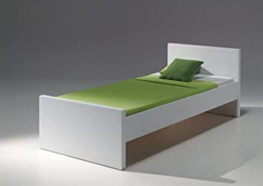 "Single Bed ""Lara"" Lying Surface: 90 x 200 cm"