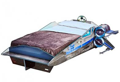 Star Wars X-Wing Single Bed by HelloHome