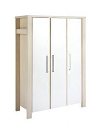 Schardt Wardrobe with 3 Doors Milano Beech