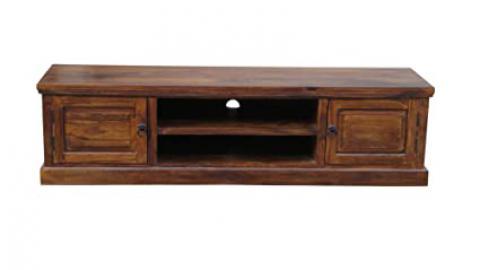 JAIZX Furniture SA 1346 A Medium Ganga Plazma TV Cabinet