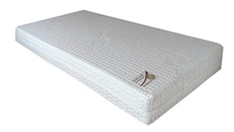 Orthopaedic 7Zone Wellness '–Gel Foam Double Mattress–height 25cm/Density 85kg³, Höhe: 25 cm, 160_x_200 cm -H2,5