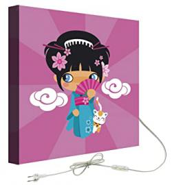 Chinese decoralive fille-tableau 300V 75x 75x 5cm