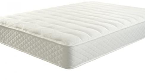 Silentnight Stratus Miracoil Memory Mattress - Double