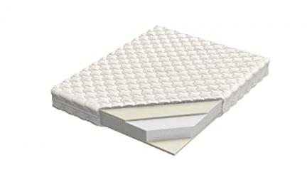 Federkern Exquisite Line - Top/Bottom Side Visco Memory Foam Mattress - 18 cm Deep (Euro King 160x200cm)