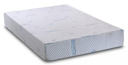 Super King Firm Visco 4000 Memory Foam Mattress (6ft) 24cm with High Quality Cover