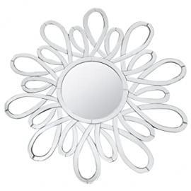 Premier Housewares Petal Design Wall Mirror