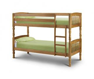 Julian Bowen Lincoln Small Single Bunk Bed