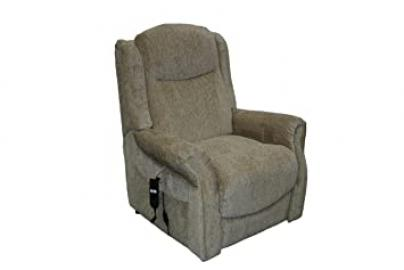 Joynson Holland Recliner 824 Single Motor, Cromwell Avocado