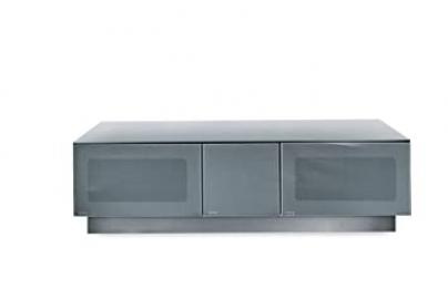 Alphason Design First Element Modular 1250 - Grey TV Stand - EMTMOD1250-GRY