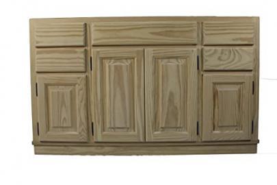 Bathroom Cabinet in Pine Wood