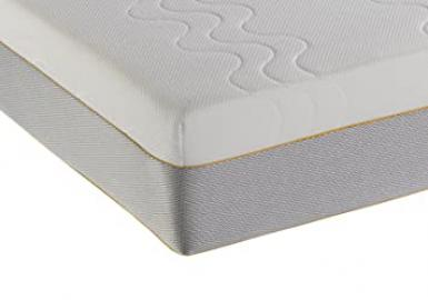 Dormeo Options Double Hybrid Mattress with Cotton, White
