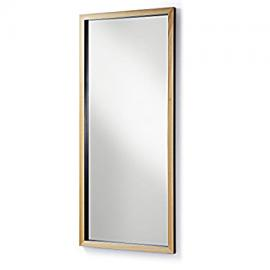 Kavehome Enzo Mirror, frame wood black 178x78