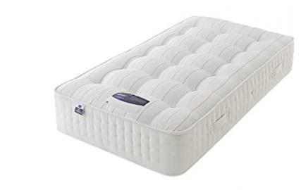 Silentnight Stratus Premier 1850 Pocket Natural Mattress - Single