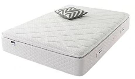 Silentnight Stratus Miracoil Geltex Mattress with Pillow Top - King