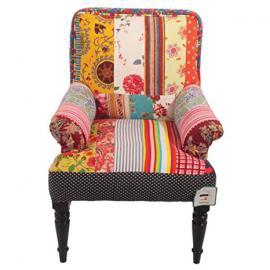 Ian Snow Patchwork Armchair