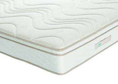 Sealy Daytona Zoned Cushion Top Mattress - Super King