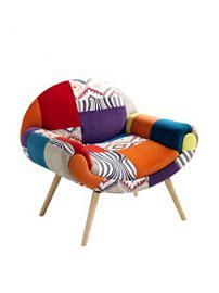 Contemporary Living Armchair kaleidos-f