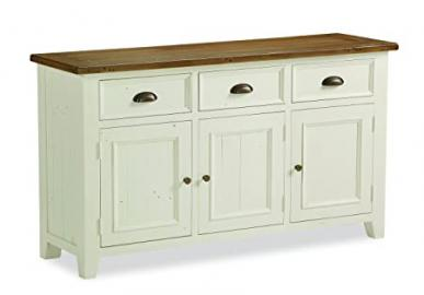 Global Home Products Collection 128 Sideboard, Wood, Multi-Colour, Large
