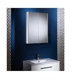 Tavistock Move 580 Bathroom Double Cabinet, 70 x 58 x 12 cm - Model MOV58AL