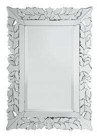 Kare 116 x 81 cm Mirror Royal Leafs