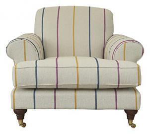 Bon Chair, Fabric - Candy Stripe