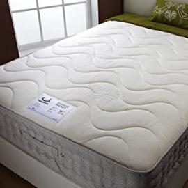 Happy Beds Bamboo Memory Foam Pocket Sprung Mattress - Double