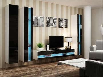 Seattle B4 - floating entertainment center for living room