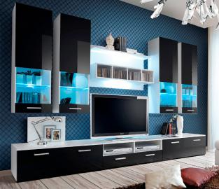 Montreal 2 - modern TV Wall Unit