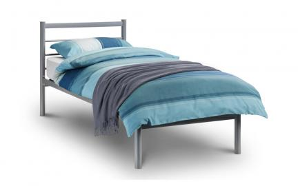Alpen Metal Bed Frame, Single