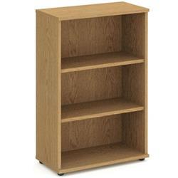 Impulse 1200 Bookcase Oak - I000758