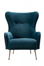 Claridge Armchair Peacock