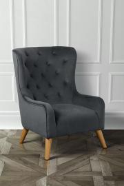 Dorchester Lounge Armchair, Storm Grey