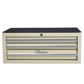 Hilka Classic 3 Drawer Add on Tool Chest - Cream