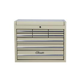 Hilka Classic 9 Drawer Tool Chest - Cream