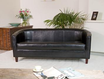 Hampton Three Seat Sofa