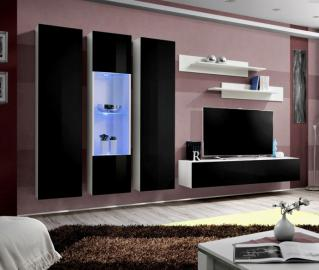 Idea c1 - tv wall cabinet for 75 inch tv