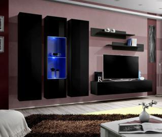 Idea c4 - modern tv console for 75 inch tv