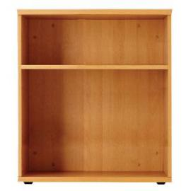 Jemini 1 Shelf Beech 1000mm Bookcase KF838413