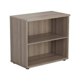 Jemini Grey Oak 730mm 1 Shelf Bookcase Dimensions W800 x D450 x H730mm