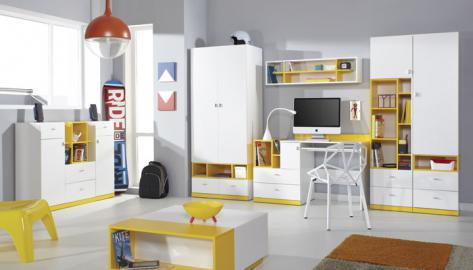 Mobi A - modern kids furniture