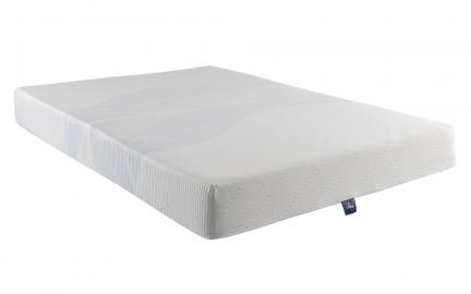 Silentnight Memory 3 Zone Mattress, Single