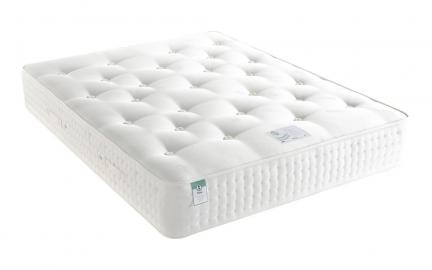 Myers Ultimate Natural 2000 Pocket Mattress, Single