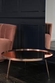 Panatella Copper Coffee Table