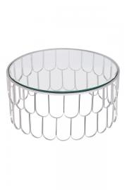Pino Silver Coffee Table