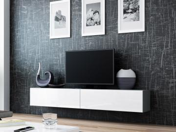 Seattle 56 - tv stand with storage